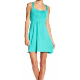 Shift  ファッション ドレス Socialite NEW Blue Bow Back Babydoll Womens Size Medium M Shift Dress