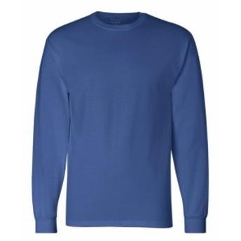 Champion チャンピオン ファッション トップス Champion Mens 5.2 oz. Long-Sleeve T-Shirt CC8C S-2XL