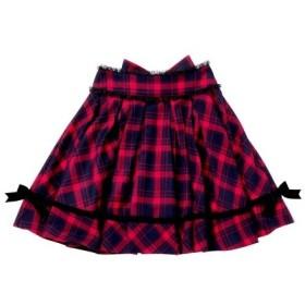 LODISPOTTO(ロディスポット)RetroGirlyチェックスカート / mille fille closet