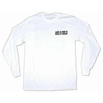 ファッション トップス Kid Cudi-Passion Pain & Demon Slayin-Tour 2017 Logo-Large Longsleeve T-shirt