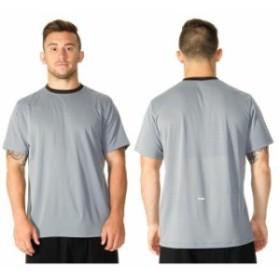 RVCA ルーカ ファッション トップス RVCA VA Sport Plata T-Shirt - Medium - Monument Gray