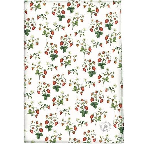 《CreativeTops》Kew純棉布巾(草莓莊園)