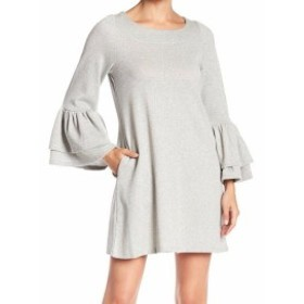 Shift  ファッション ドレス Muche et Muchette NEW Gray Womens Size Medium M Shimmer Shift Dress