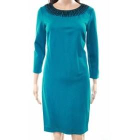 Laundry by Shelli Segal ランドリーバイシェルシーガル ファッション ドレス Laundry by Shelli Segal NEW Green Womens Size Small S B