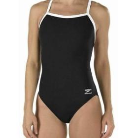 speedo スピード スポーツ用品 スイミング Speedo Womens Black Size 28 Training Flyback One-Piece Swimsuit