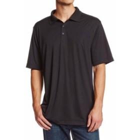 Cutter & Buck カッターアンドバック ファッション アウター Cutter & Buck Mens Shirt Deep Black Size Big 5X CB-Drytec Solid Polo