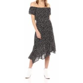 lucky ラッキー ファッション ドレス Lucky Brand Womens Dress White Black Size Large L Sheath Floral Print