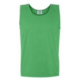 ファッション トップス Comfort Colors Mens Ringspun Garment-Dyed Tank C9360 S-3XL