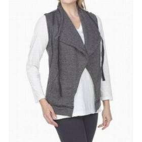 neon ネオン ファッション 衣類 Neon Buddha NEW Gray Charcoal Womens Size XS Idyllic Vest Jacket