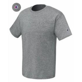 Champion チャンピオン ファッション トップス Champion Mens Kurzarmelig Crew Athletic T-Shirt