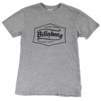 billabong ビラボン ファッション トップス Billabong NEW Gray Mens Size Small S Tailored Fit Graphic Tee T-Shirt