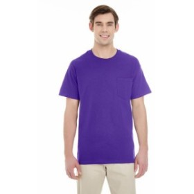 Gildan ギルダン ファッション トップス Gildan Mens Heavy Cotton T-Shirt with a Pocket 5 Pack G530 All Sizes