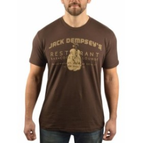 Place  ファッション トップス Title Boxing Jack Dempsey Meeting Place Premium Fitted Legacy T-Shirt