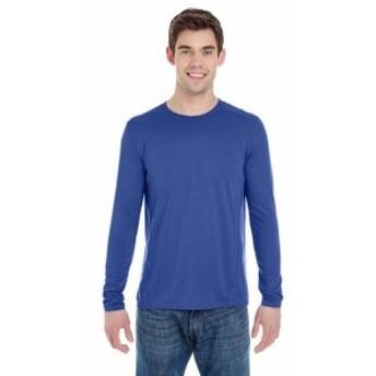 Gildan ギルダン ファッション トップス Gildan Mens Tech Long-Sleeve T-Shirt 5 Pack G474 All Sizes