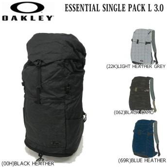 オークリー スポーツ アパレル バッグ バックパック OAKLEY ESSENTIAL SINGLE PACK L 3.0 約35L