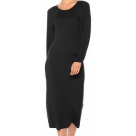 Rachel Pally レイチェルパリー ファッション ドレス Rachel Pally NEW Black Women Size Small S Long Sleeve Alix Sheath Dress