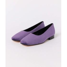 [アーバンリサーチ] 靴 パンプス MARISA REY ベロアフラット レディース PURPLE 36