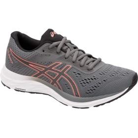 [アシックス] シューズ スニーカー GEL-Excite 6 Running Shoe Steel Grey レディース [並行輸入品]
