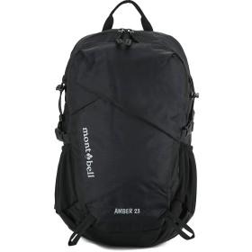 (モンベル) mont-bell アンバー ティアドロップ型 登山バッグ リュック tracking backpack AMBER 23L (ブラック) [並行輸入品]