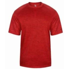 スポーツ用品 ベースボール Badger Mens Tonal Blend T-Shirt