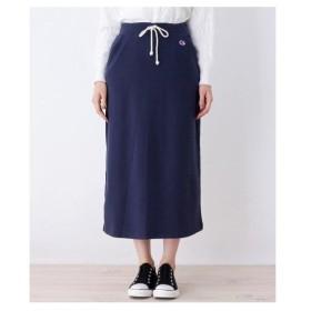 grove(グローブ)Champion 裏毛ロングタイトスカート