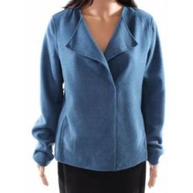 Blazer ブレザー ファッション 衣類 WEEKEND MAX MARA NEW Blue Womens 14 Arte Winter Blazer Jacket Wool