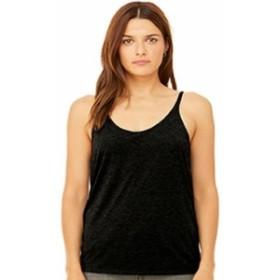 ファッション トップス Bella + Canvas Womens Slouchy Tank B8838