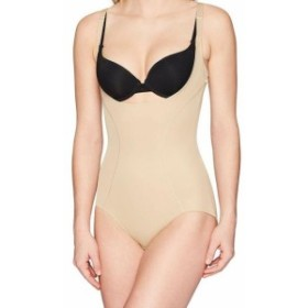 Maidenform メイデンフォーム スポーツ用品 フィットネス Maidenform Womens Shapewear Nude Beige Size XXL Plus Slimming Body Suits