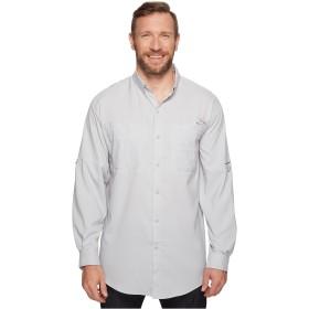 [Columbia(コロンビア)] メンズシャツ・アウター Big & Tall Tamiami II L/S Cool Grey XL Tall [並行輸入品]