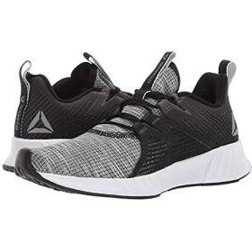 [リーボック] レディーススニーカー・靴・シューズ Fusium Run 2.0 Black/Cold Grey/White/Pewter B - Medium [並行輸入品]