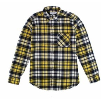 American  ファッション アウター American Apparel NEW Mens Plaid Flannel Lumberjack Classic Fit Button Down Shirt