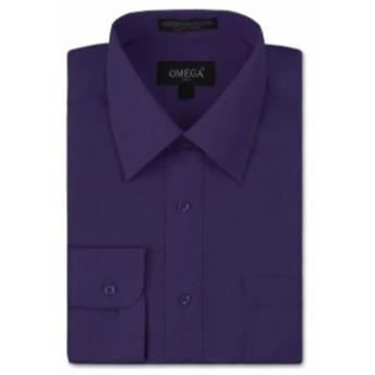 ファッション ドレス Like New Open Box Repackaged Mens Long Sleeve Dress Shirts Multiple Colors