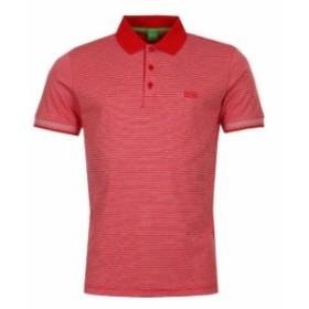 BOSS ボス ファッション アウター Hugo Boss Mens Luxury Cotton Polo Shirt T-shirt Regular Fit Paddos 50369736 610