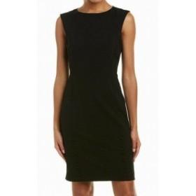 Tahari タハリ ファッション ドレス Tahari By ASL NEW Black Womens Size 12 Seam Embellished Sheath Dress