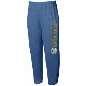 Concepts Sport コンセプト スポーツ スポーツ用品  Concepts Sport Notre Dame Fighting Irish Navy Tri-Blend Mainstream Terry Pants