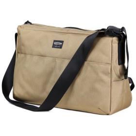 カバンのセレクション ワンダーバゲージ ショルダーバッグ メッセンジャーバッグ メンズ WONDER BAGGAGE グッドマンズ wb g 014 ユニセックス ベージュ 在庫 【Bag & Luggage SELECTION】