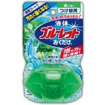 小林製薬 液体ブルーレット 替 森の香り 70ml 4987072013182
