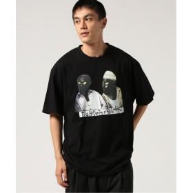ジャーナルスタンダード TIGHTBOOTH / タイトブース: BROTHERS Tシャツ メンズ ブラック M 【JOURNAL STANDARD】