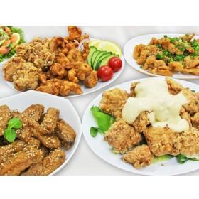 T120(10)-4402_美味しさ満点!鶏の加工品定期便(10ヶ月)