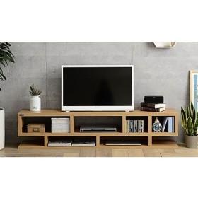 ライクローボード LK36-160L DNA ナチュラル ライフスタイル 家具 ローボード・テレビ台 au WALLET Market