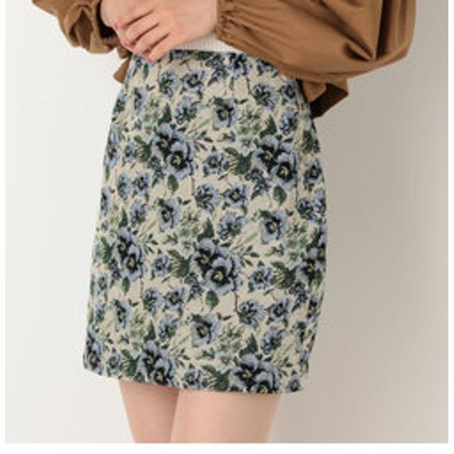 SALE開催中【archives:スカート】ゴブランタイトスカート