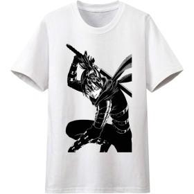 JUJURONG アニメ風 おしゃれ Tシャツ ワンパンマン ONE PUNCH-MAN 音速のソニック speed sonic
