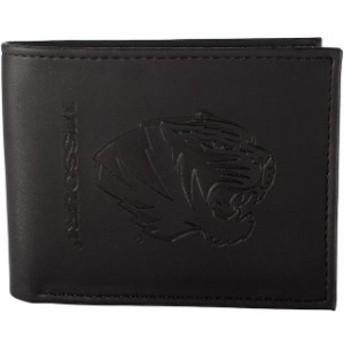 Evergreen Enterprises エバーグリーン エンタープライズ スポーツ用品  Missouri Tigers Black Hybrid Bi-Fold Wallet