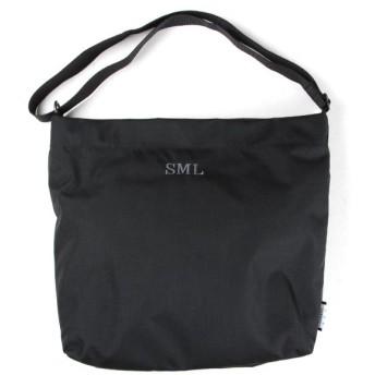 カバンのセレクション エスエムエル ショルダーバッグ メンズ レディース A4 SML 906170S ユニセックス ブラック 在庫 【Bag & Luggage SELECTION】