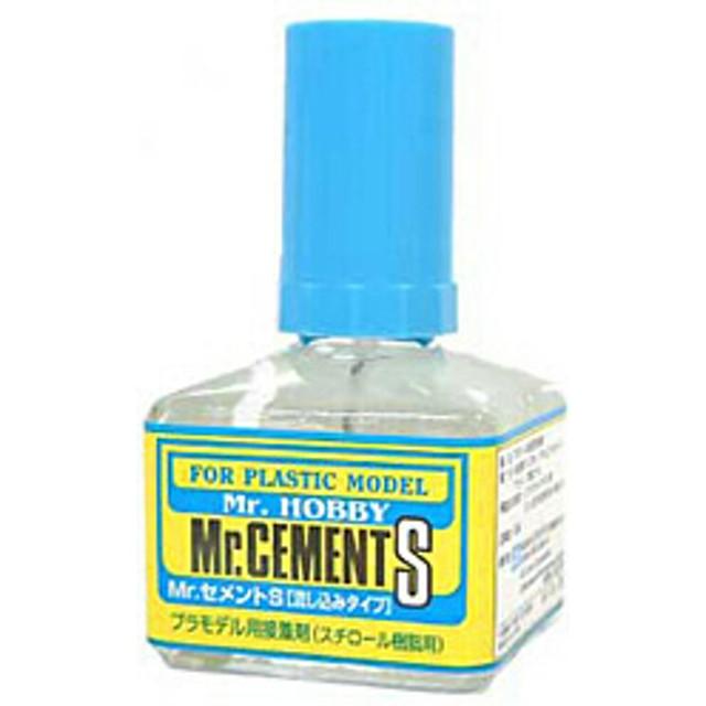 MC129 Mr.セメントS 流し込みタイプ