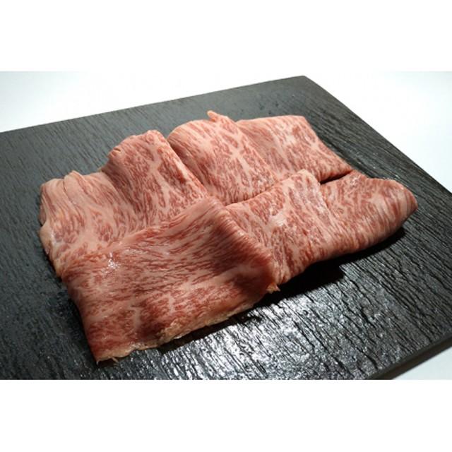 T60(5)-2601_宮崎牛熟成肉ローススライス定期便(5ヶ月)
