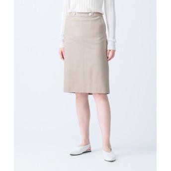 HONEY / SAXONY HERRINGBONE スカート