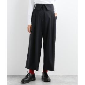 journal standard luxe 【SEEALL / シーオール】 CROPPED PANTS ネイビー 42