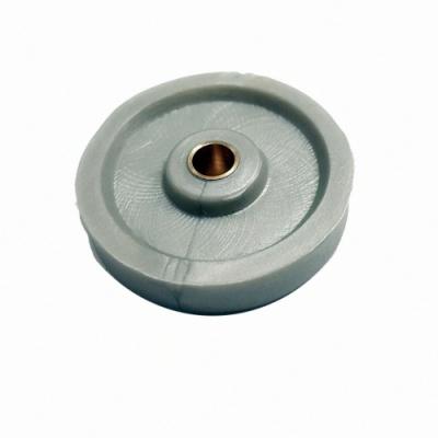 RF-03 2入 塑膠輪仁 小-無溝 紗門窗輪 鋁門窗輪 塑膠輪 氣密窗輪