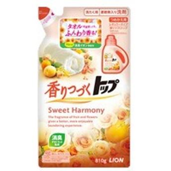 香りつづくトップ スイートハーモニー 詰替用 810g 4903301215769